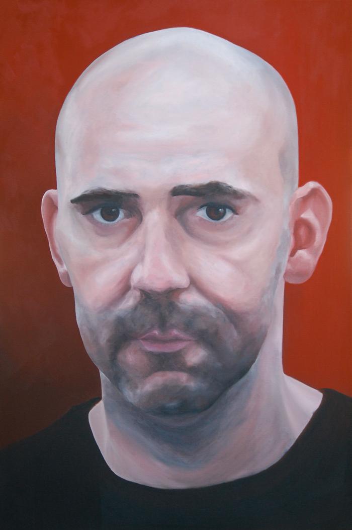 Ölportrait von Bernd Eppler - eppart.de