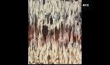 Abstrakte Acrylmalerei von Bernd Eppler - eppart.de - Kunst, Malen, Spachteltechnik, Strukturwerk