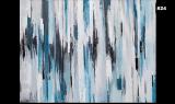 Abstrakte Kunst von Bernd Eppler, Acrylmalerei, Spachteltechnik, Kunstausstellung, eppart.de