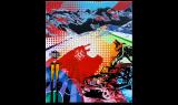 PopArt von Bernd Eppler, Acrylmalerei, Gemälde, Auftragsarbeit, Kunst